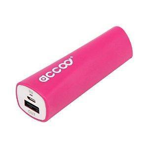 Accoo, la seconde batterie à emporter partout   Dépassez enfin la journée d'utilisation de votre Smartphone. Fini les rechargements dans les toilettes des TGV ou par terre dans la salle d'attente des aéroports, Accoo vous libère de la prise électriqu...