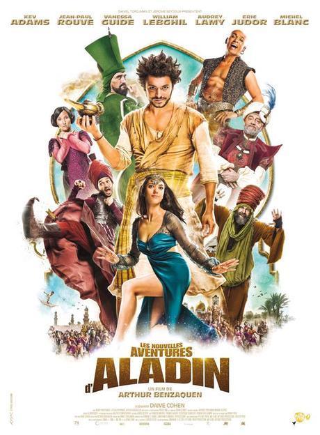 Les nouvelles aventures d'Aladin : Kev Adams dévoile un 1er teaser