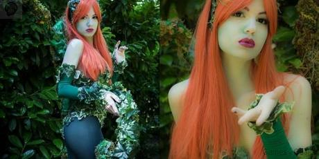 Cosplay – Poison Ivy #84