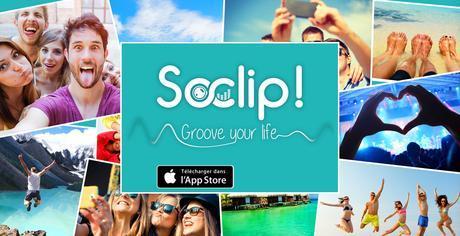 SoClip, une App iPhone pour créer son clip vidéo