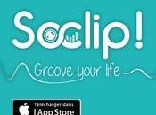 SoClip, iPhone pour créer clip vidéo