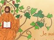 Jésus premier oenologue d'une cuvée sagesse modération.