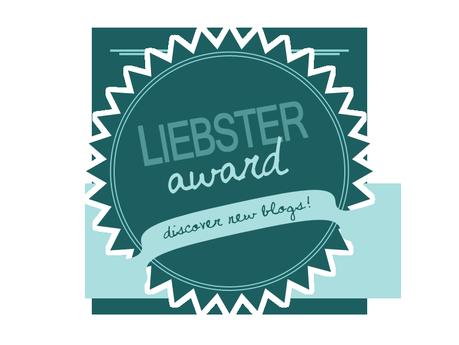 Liebster Award   TAG