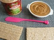 tartinade allégée mesquite kcal (diététique, hypocalorique, végane, crue, sans gluten, sucre riche fibres)