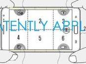 Samsung explore possibilité d'emploi boutons invisibles
