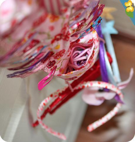 Porte-accessoire de cheveux - Coco Parade