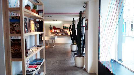 Di.me pop  up store du Mexiqu