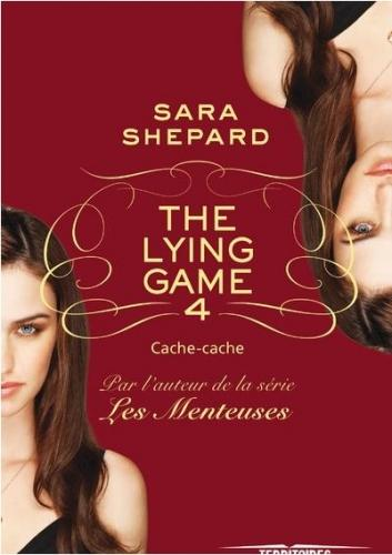 Couverture The lying game, tome 4 : Cache-cache