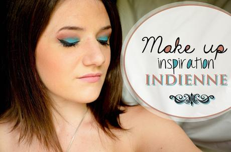 Make up inspiration indienne