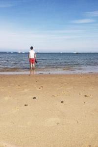 le #copainspécial à la plage
