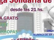 Après demain, allez danser solidaire Buenos Aires l'affiche]