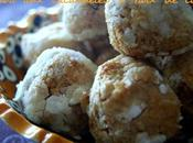 Ghriba cacahuètes noix coco (Aid Fitr 2015)
