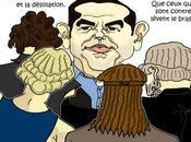 Tsipras fait voter chaos l'Assemblée Grecque