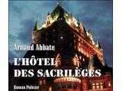 L'hôtel sacrilèges