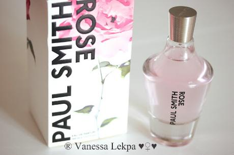 avis critique parfum paul smith rose vanessa lekpa
