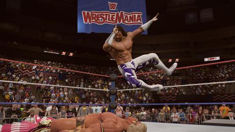 Mise à jour disponible de WWE 2K sur iPhone