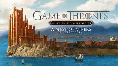 Telltale annonce l'épisode 5 de Game of Thrones sur iPhone