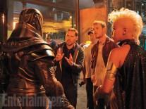 X-Men Apocalypse : Les premières photos …