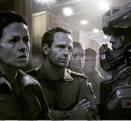 Alien 5 : Neill Blomkamp dévoile un concept-art