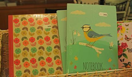 De jolis Notebook dans la boutique