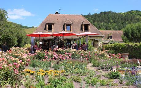 Restaurant à Giverny