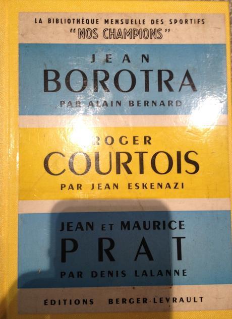 book borotra 3