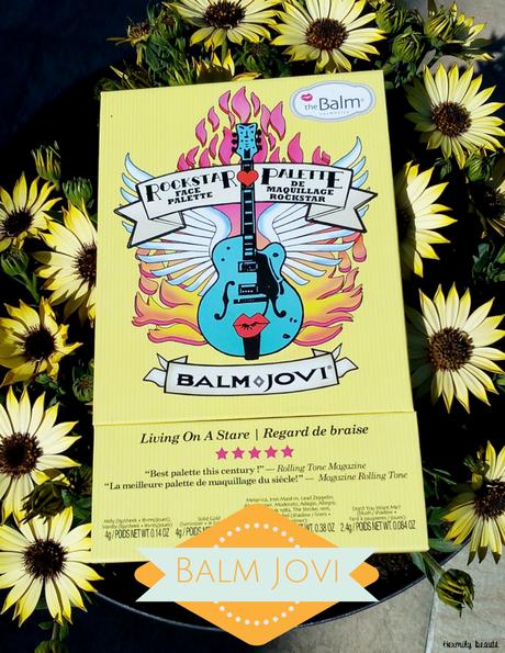 Balm Jovi, la palette Rock'n Roll
