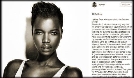 Le coup de gueule du Top Model Nykhor Paul