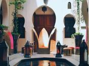 "Chroniques marocaines Riad ""Wow"" Effect"