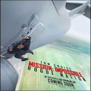 Mission Impossible : Rogue Nation – Making Of – Cascade en avion