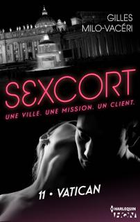 Sexcort, tome 11: Vatican de Gilles Milo-Vacéri
