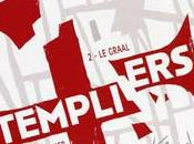 Templiers, Graal Jordan Mechner, LuUyen Pham Alex Puvilland