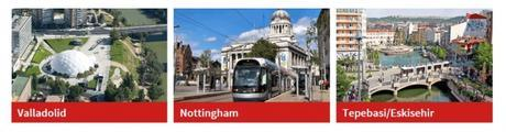 Nottingham, ville modèle pour les transports urbains