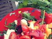 Mercredis gourmands menus d'été, recettes moment #lundisadeux #mercredisgourmands