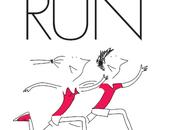 magazine Elle organise première course: Marionnaud