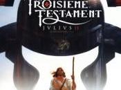 Troisième Testament, Julius, révélation, Alex Alice Thimothée Montaigne
