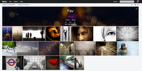 Flickr : le retour de la version PRO
