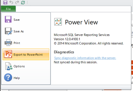 Power Pivot pour Sharepoint