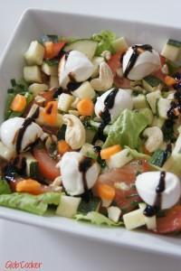 Salade Fraîcheur et Bien-être