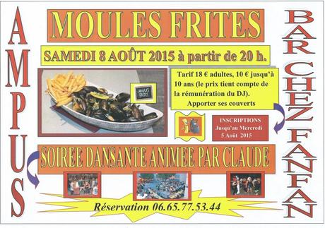 moules frites 2015