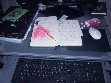 L'espace de travail de Lakat