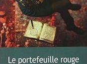 portefeuille rouge, Shakespeare pointe plume