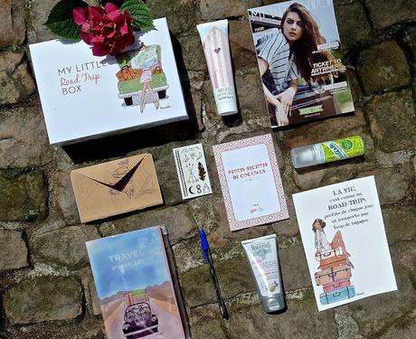 My Little ROAD TRIP Box - Juillet 2015
