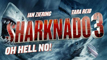 SHARKNADO 3 TORNADE DE TWEETS SOCIAL TV