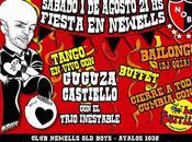 L'Ouest Buenos Aires fête samedi avec Cucuza l'affiche]
