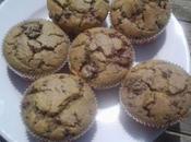 Muffins mûres sabns gluten thermomix sans