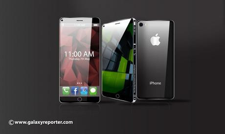 iPhone 8 concept GalaxyReporter