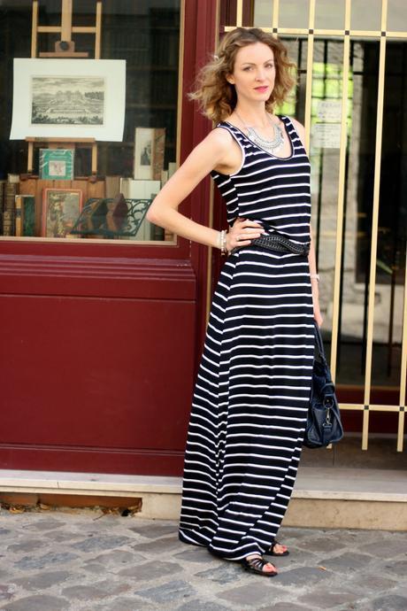 robe_rayée