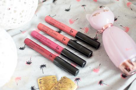 crayons à lèvres bio avril bio