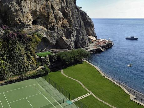 Des terrains de Tennis où jouer une fois dans sa vie
